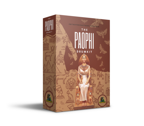 The Paophi Drum Kit