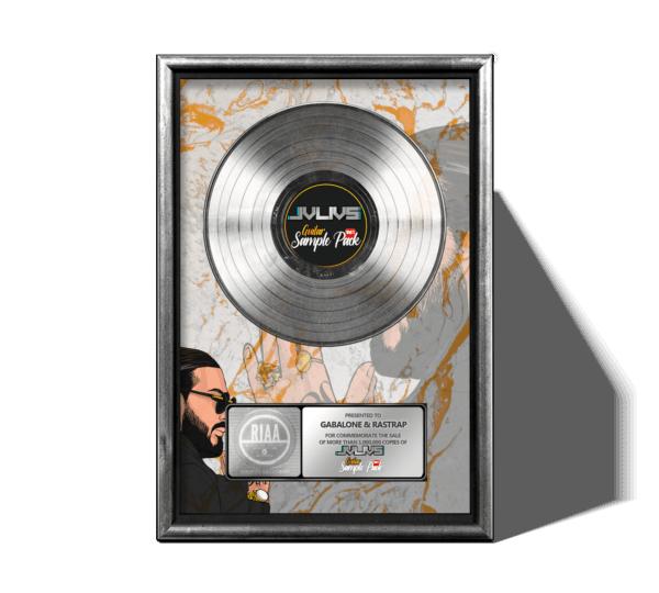 """JVLIVS - 20 Samples de Guitar joué par Gabalone ( Gold Producer, Crédit : """"Taciture"""" Album by Dinos 2020) en collaboration avec Rastrap Music"""